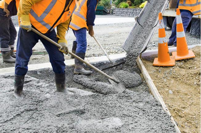 Смесь бетонная смоленск как штукатурить стены цементным раствором толстым слоем